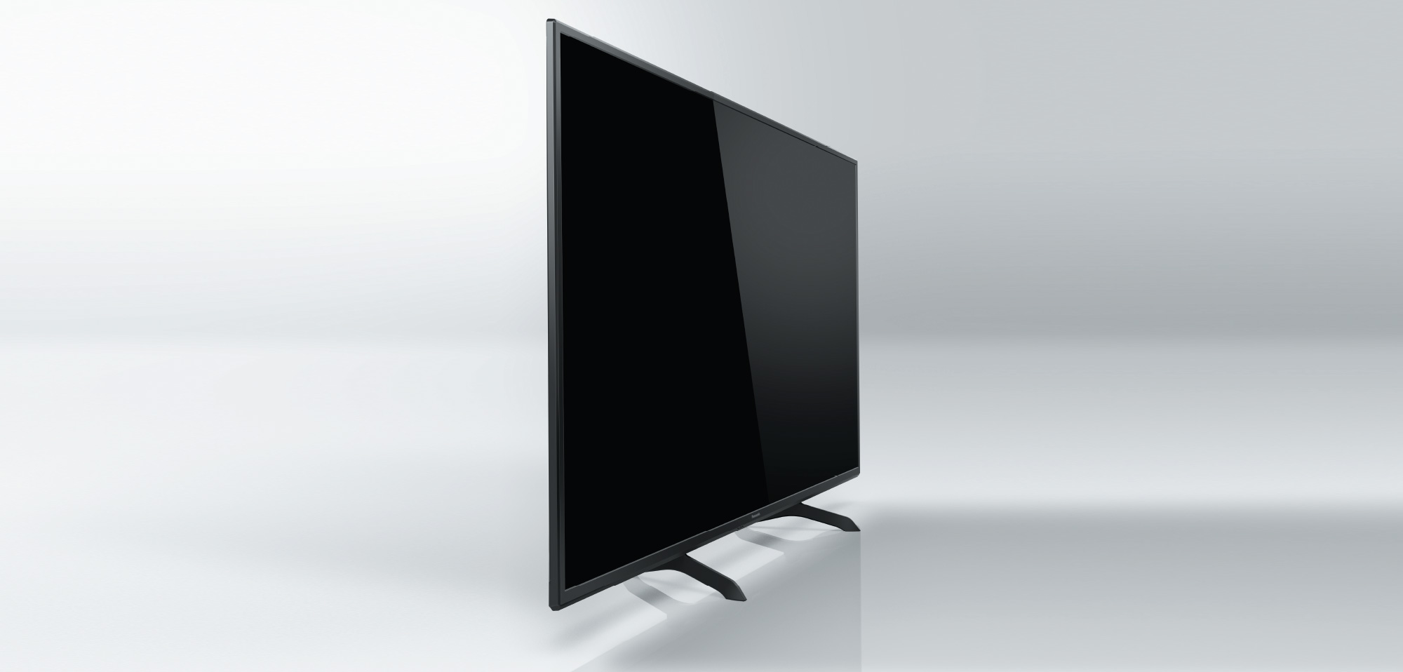 OLED - FS500, SLIM DESIGN, A big screen in a slim design. The minimalist style complements interiors beautifully.