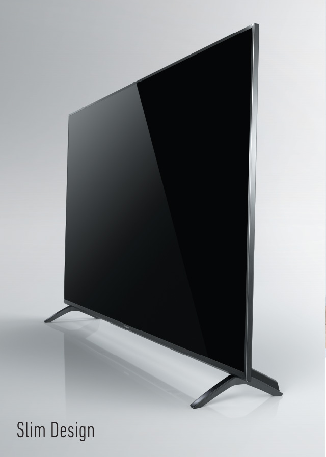 OLED - FX700, 360 DEGREES DESIGN, 360 degrees design and the elegantly minimalist appearance look stunning in any room.
