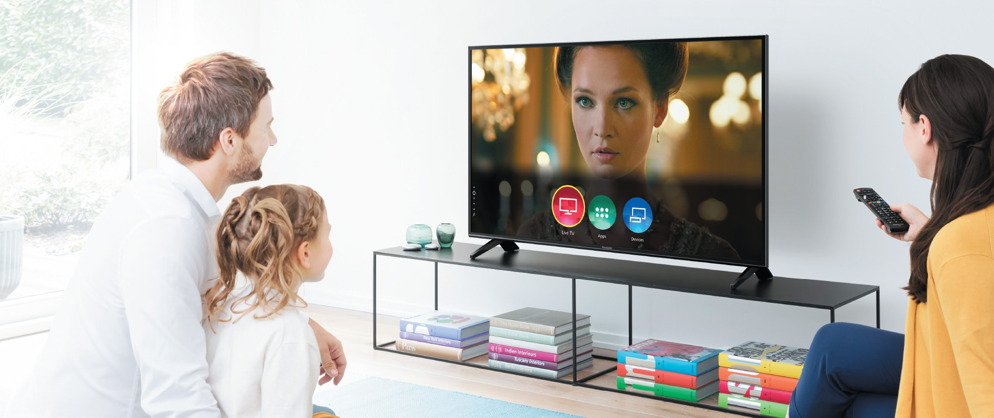 OLED - SMART FEATURES - Panasonic TV