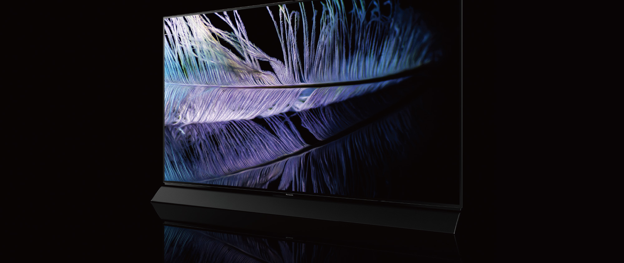 OLED - True Detail, Discover the details in light and black. - Panasonic TV