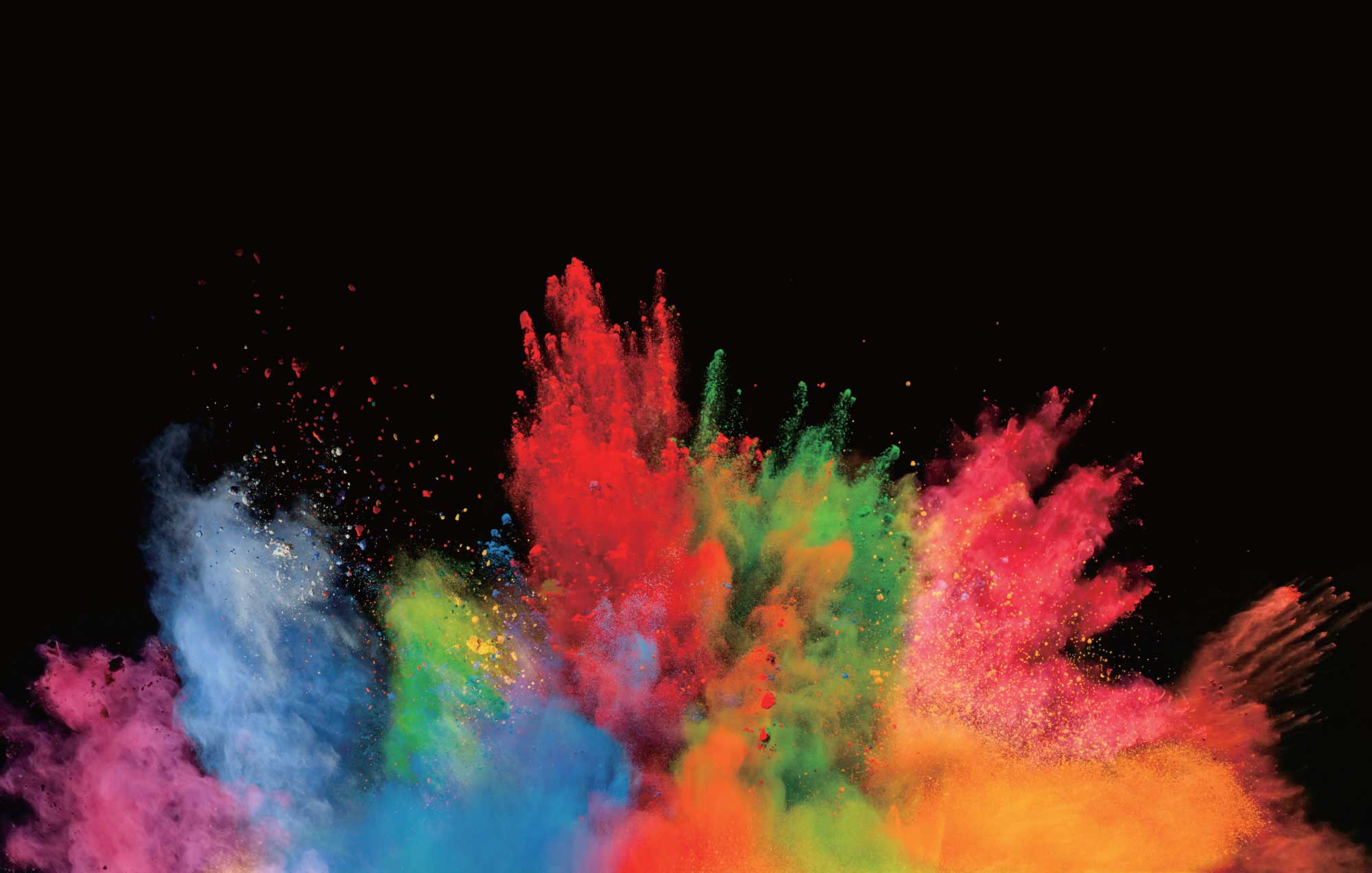 Breathtaking colour - Every pixel produces incredibly rich, natural colours – Panasonic OLED TV
